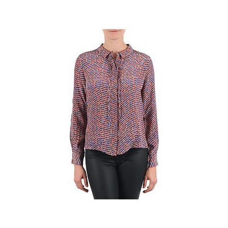 Antik Batik DONAHUE women's Shirt in Multicolour
