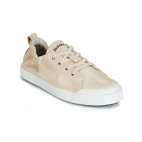 Blackstone RL78 women's Shoes (Trainers) in Beige