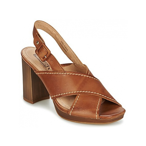 Pikolinos CARIBE W6F women's Sandals in Brown