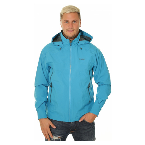 jacket Husky Nakron M - Blue - men´s