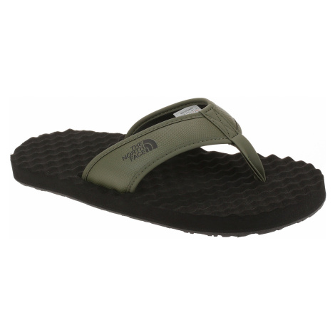 flip flops The North Face Base Camp Flip-Flop II - New Taupe Green/TNF Black - men´s