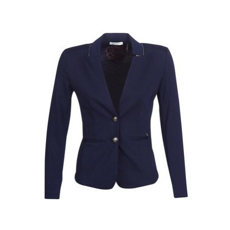 Les Petites Bombes AZITADE women's Jacket in Blue