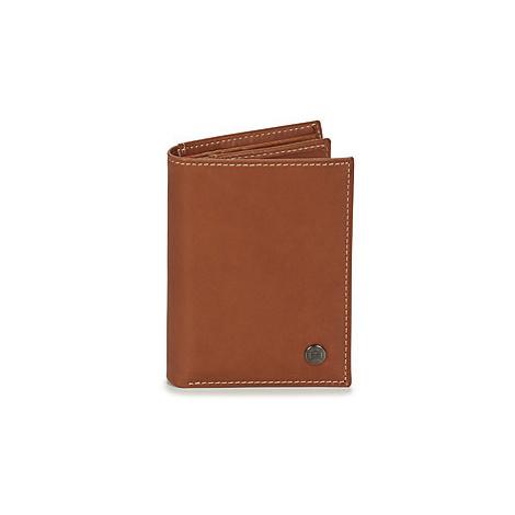 Brown men's wallets