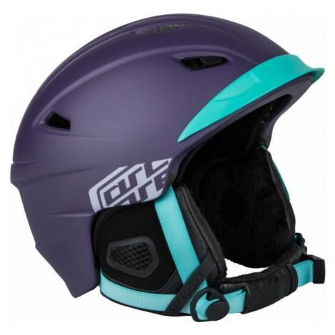 Arcore X3M purple - Ski helmet