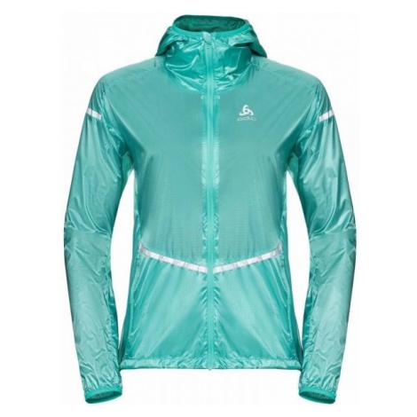 Odlo JACKET ZEROWEIGHT PRO green - Women's jacket