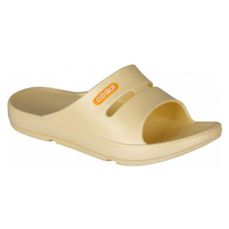 Coqui NICO beige - Women's sandals