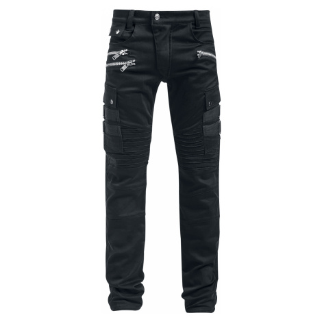 Chemical Black - Anders Trousers - Pants - black