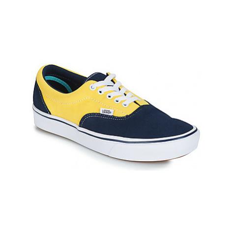 Vans COMFYCUSH ERA men's Shoes (Trainers) in Blue