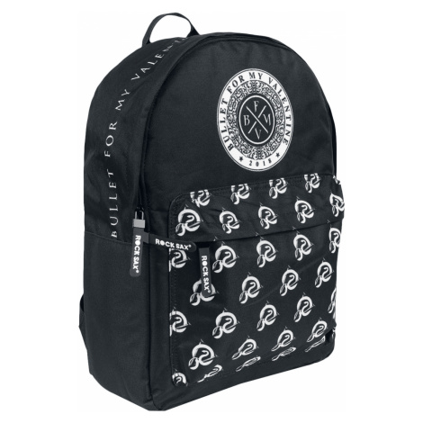 Bullet For My Valentine - Gravity - Backpack - black