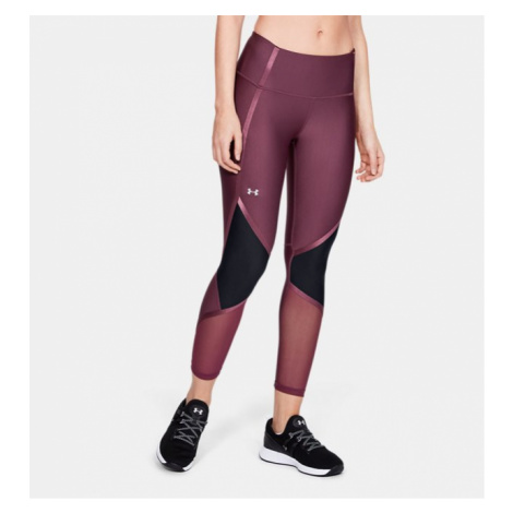 Women's HeatGear Armour Shine Ankle Crop Under Armour