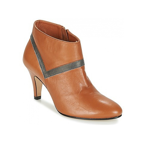 Ippon Vintage ELIT MAG women's Low Ankle Boots in Brown
