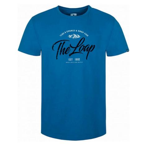 Loap ANAKO blue - Men's T-shirt