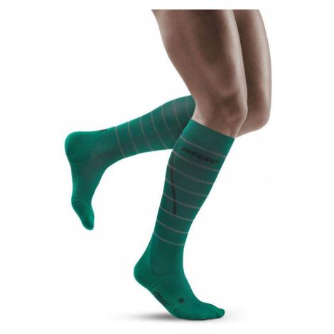 CEP Reflective Compression Socks - AW21
