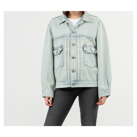 Levi's Love Letter Trucker Jacket Light Blue Denim Levi´s