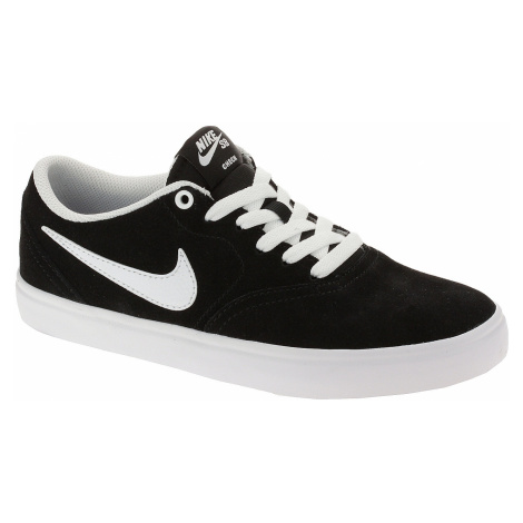 shoes Nike SB Check Solar - Black/White - women´s