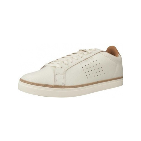 Le Coq Sportif COURTACE PREMIUM men's Shoes (Trainers) in White