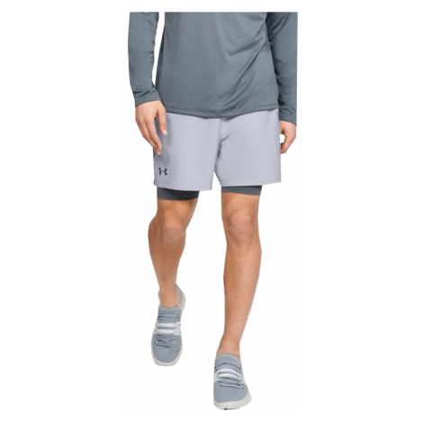 Under Armour Qualifier 2-in-1 Shorts - AW20