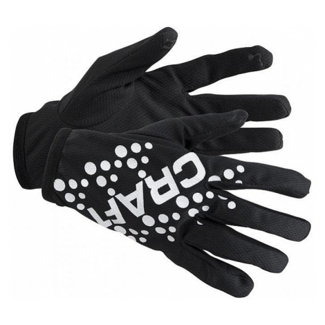 gloves Craft 1904296/Printed Jersey - 9999/Black