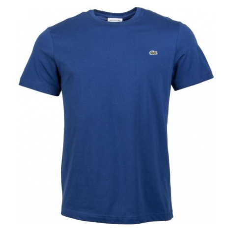 Lacoste ZERO NECK SS T-SHIRT blue - Men's T-shirt