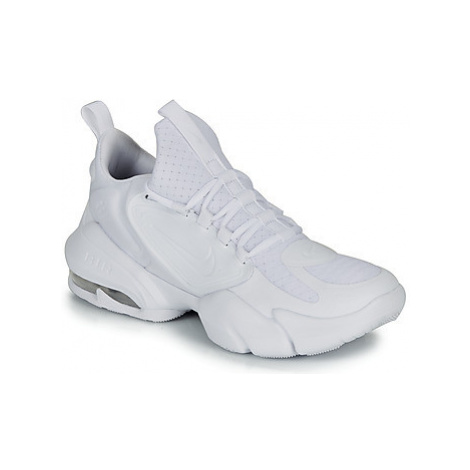 Nike AIR MAX ALPHA SAVAGE men's Shoes (Trainers) in White