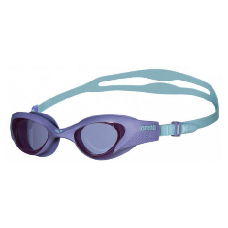Arena THE ONE WOMAN green - Women's swimming goggles