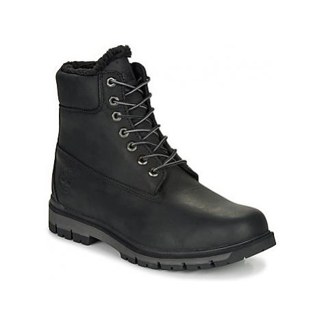Timberland RADFORD WARM LINEDBOOT WP men's Mid Boots in Black