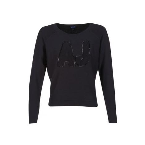 Armani jeans IKONOTE women's Sweater in Black