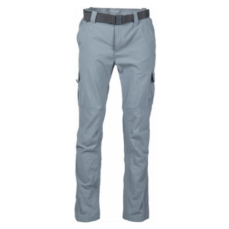 Columbia SILVER RIDGE II CARGO PANT gray - Men's outdoor pants