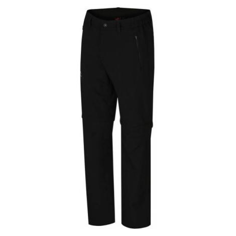 Hannah STRETCH black - Men's detachable pants