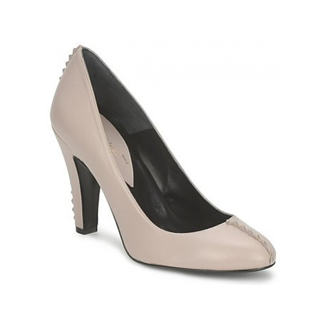 Karine Arabian TYRA women's Court Shoes in Beige