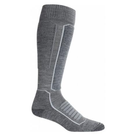 Icebreaker SKI + MEDIUM OTC grey - Ski socks Icebreaker Merino