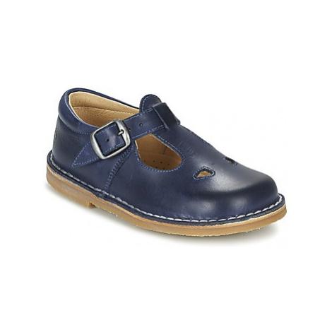 Citrouille et Compagnie GLARCO girls's Children's Shoes (Pumps / Ballerinas) in Blue