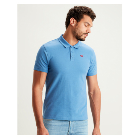 Levi's Housemark Polo Shirt Blue Levi´s