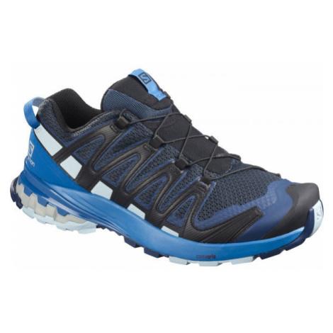 Salomon XA PRO 3D V8 blue - Men's running shoes