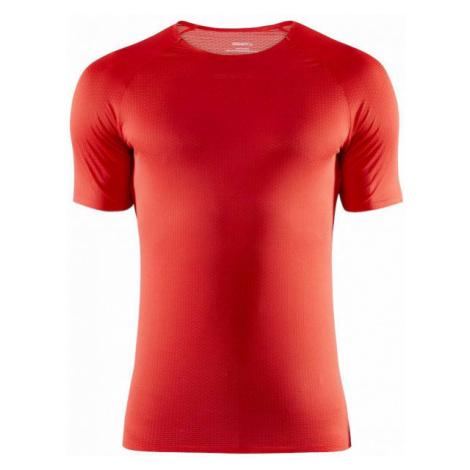 Craft NANOWEIGHT SS red - Men's functional T-shirt