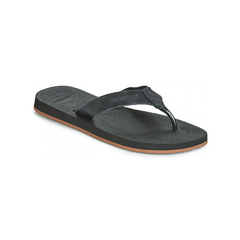 Havaianas URBAN SPECIAL men's Flip flops / Sandals (Shoes) in Black