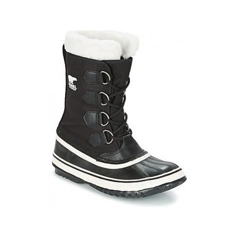 Sorel WINTER CARNIVAL women's Snow boots in Black