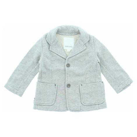 Diesel Kids Jacket Grey