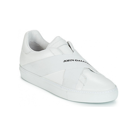 John Galliano ROBOT A men's Shoes (Trainers) in White