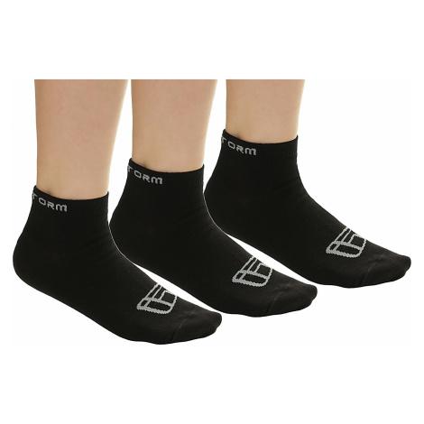 socks Funstorm Uson 3 Pack - Black