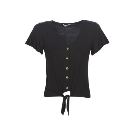 Only ONLFNICE women's Blouse in Black