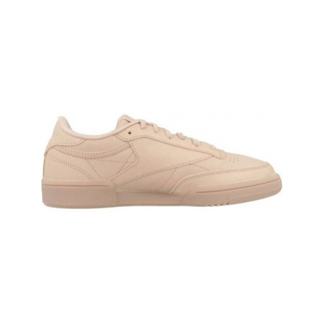 Reebok Sport CLUB C 85 women's Shoes (Trainers) in Brown