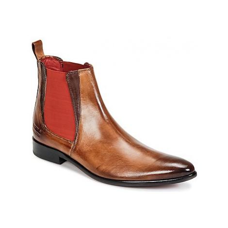 Melvin Hamilton TONI 6 men's Mid Boots in Brown Melvin & Hamilton