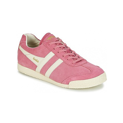 Gola HARRIER women's Shoes (Trainers) in Pink