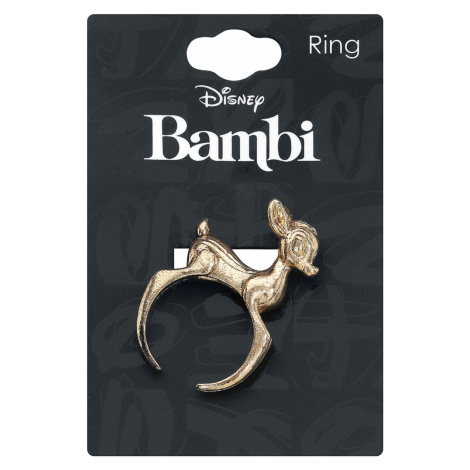 Bambi - Bambi - Ring - gold-coloured