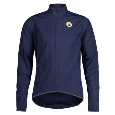 Maloja MAXM dark blue - Men's biking jacket