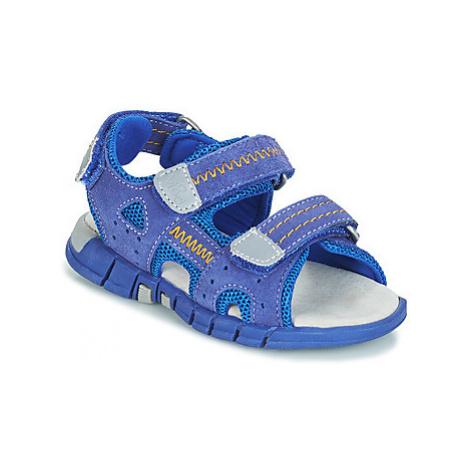 Mod'8 TRIBATH boys's Children's Sandals in Blue