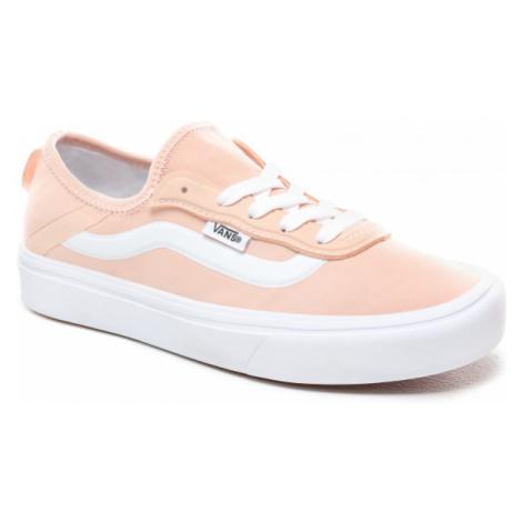 Vans UA COMFYCUSH ZUSHI SF pink - Women's low-top sneakers
