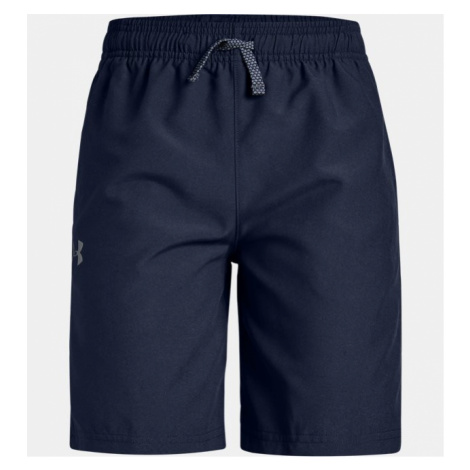 Boys' UA Woven Graphic Shorts Under Armour