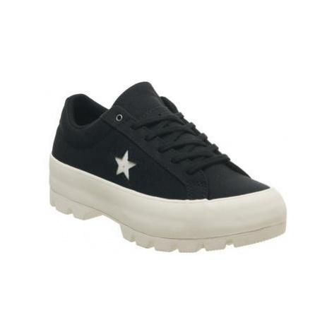 Converse One Star Lugged Ox BLACK BLACK EGRET
